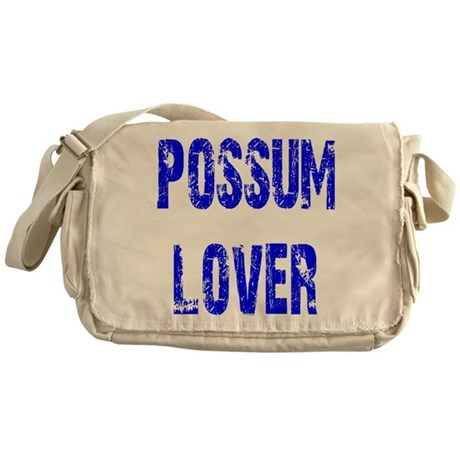 Possum Lover Messenger Bag