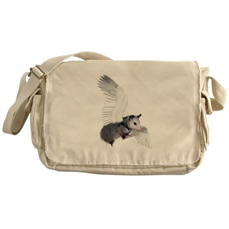 Angel Possum Messenger Bag