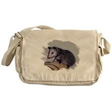 Baby Possum Messenger Bag