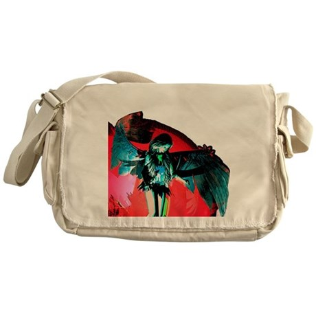 Angel Art Messenger Bag
