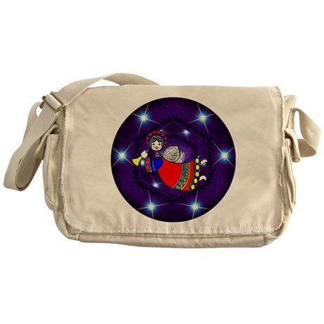 Flying Angel Messenger Bag