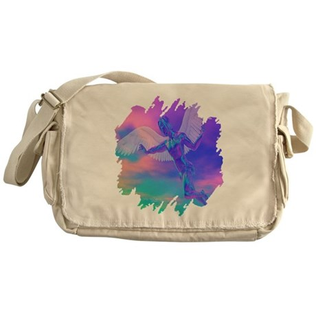 Angel of Light Messenger Bag