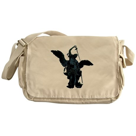 Powerful Angel Messenger Bag