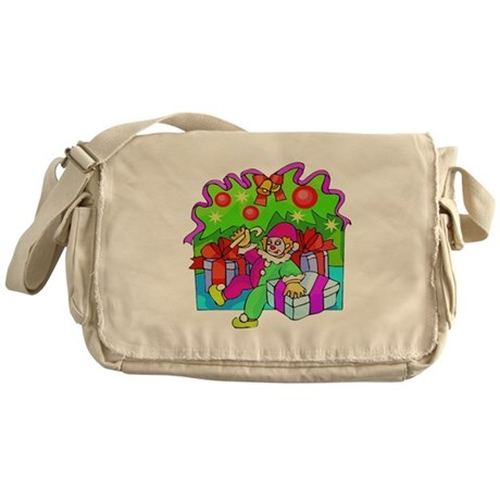 Under the Tree Messenger Bag
