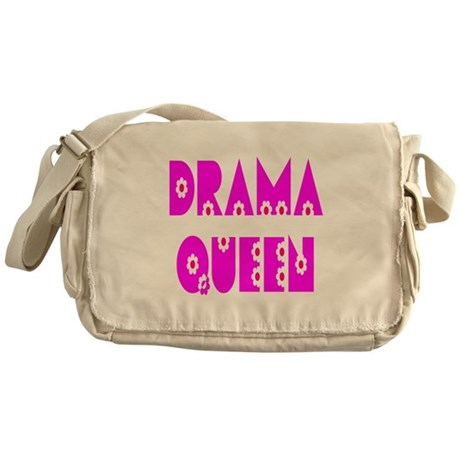 Drama Queen Messenger Bag