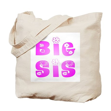 Big Sis Hippy Tote Bag