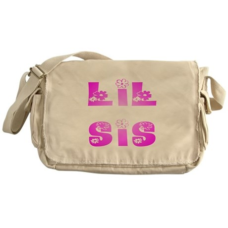 Lil Sis Hippy Messenger Bag