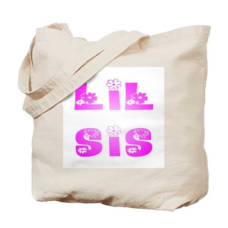 Lil Sis Hippy Tote Bag