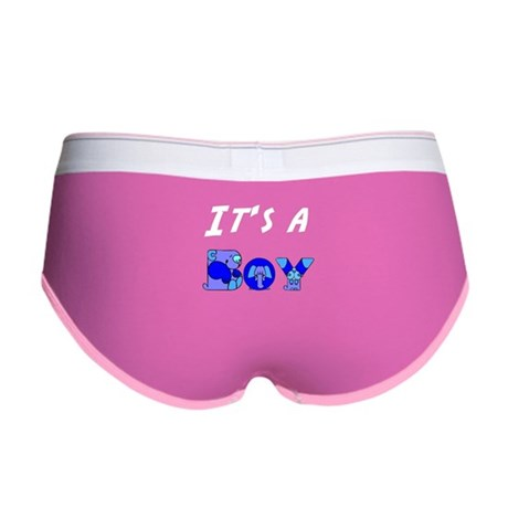 It's a BOY Women's Boy Brief