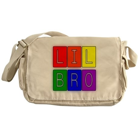 Lil Bro Messenger Bag
