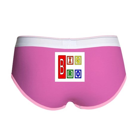 Big Brother Women's Boy Brief