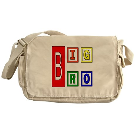 Big Brother Messenger Bag