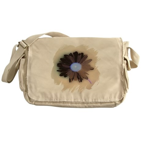 Country Daisy Messenger Bag