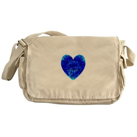 Heart of Seeds Messenger Bag