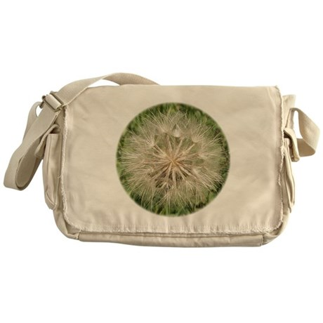 Milkweed Seeds Messenger Bag