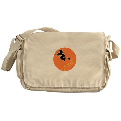 Witch Moon Messenger Bag