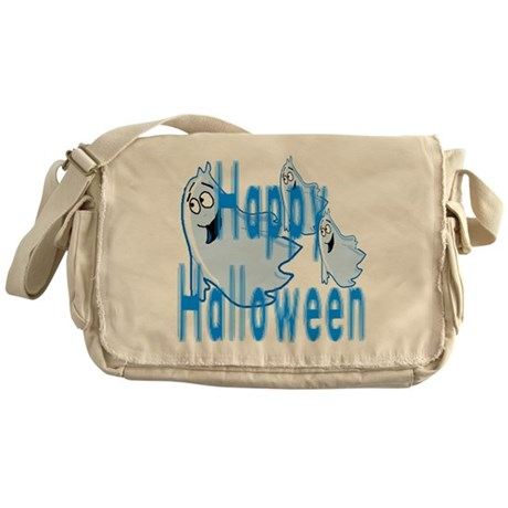 Happy Halloween Messenger Bag