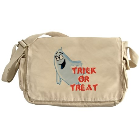 Trick or Treat Messenger Bag