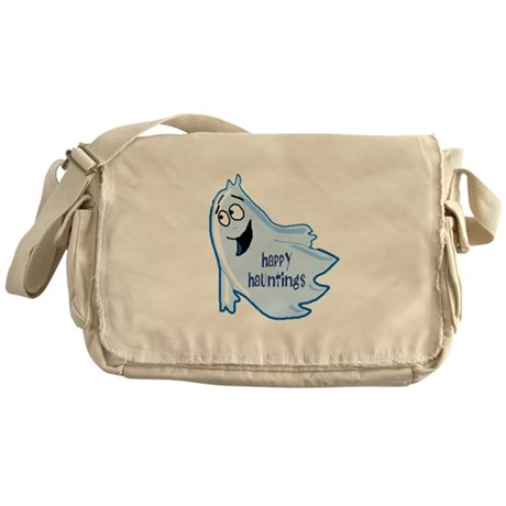 Happy Hauntings Messenger Bag