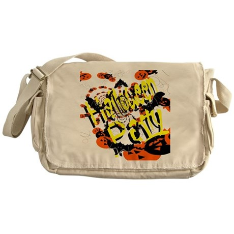 Halloween Party II Messenger Bag