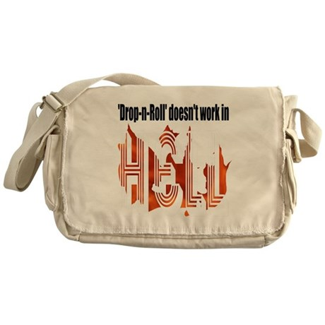 Drop N Roll Messenger Bag