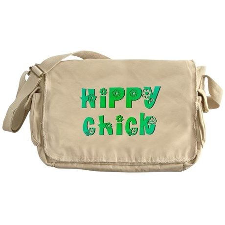Hippy Chick Messenger Bag