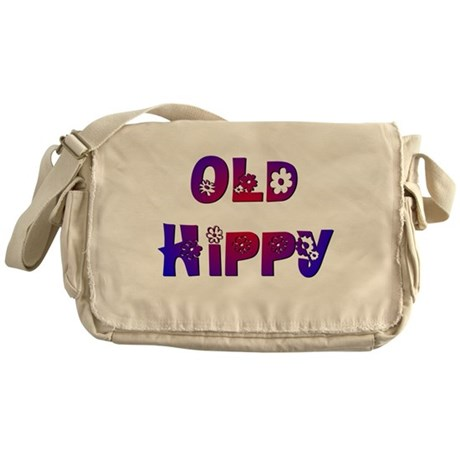 Old Hippy Messenger Bag