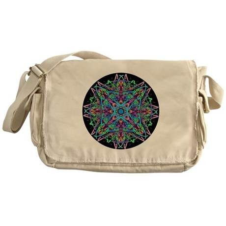 Kaleidoscope 005e Messenger Bag