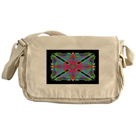 Kaleidoscope 000a Messenger Bag