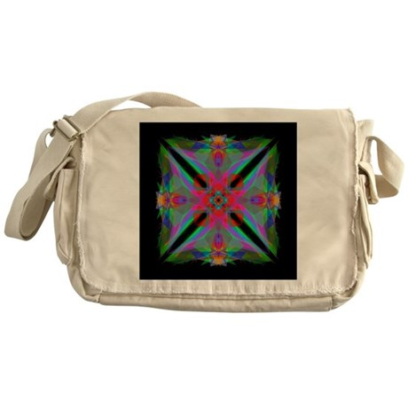 Kaleidoscope 000a2 Messenger Bag