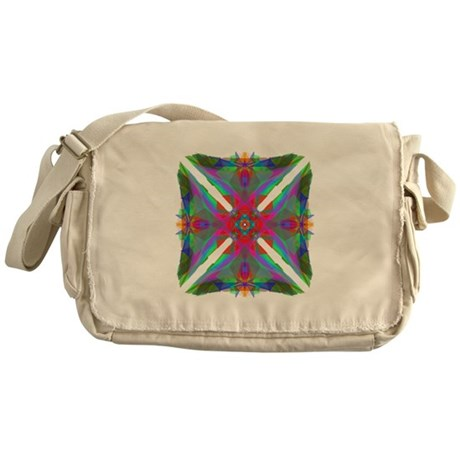 Kaleidoscope 000 Messenger Bag