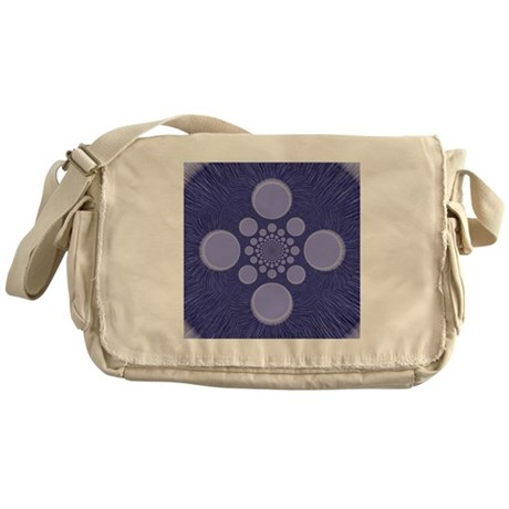 Fractal Messenger Bag