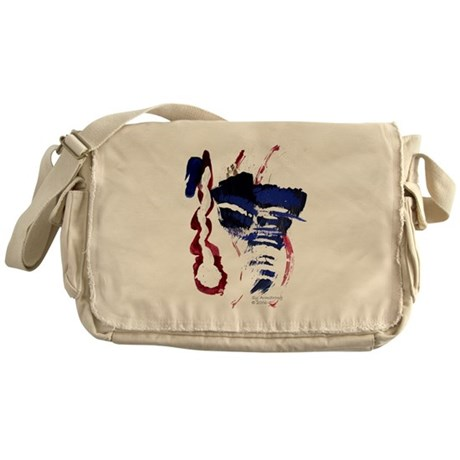 The River Messenger Bag
