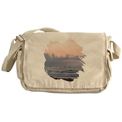 Seascape Messenger Bag
