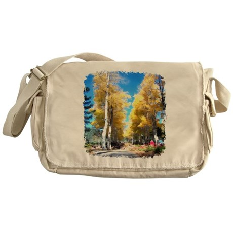 Aspen Trail Messenger Bag
