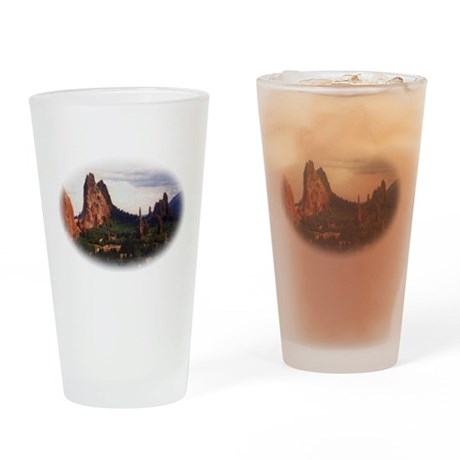 Offroad Majesty Drinking Glass