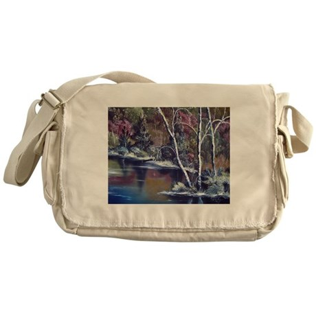Aspen Reflections Messenger Bag