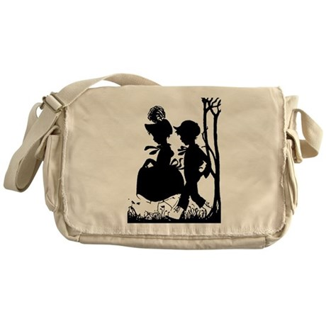 Young Love Messenger Bag