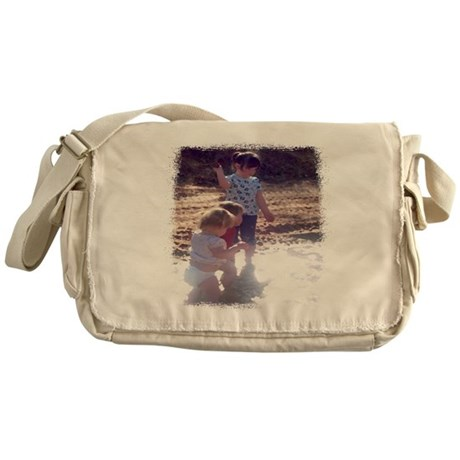 River Fun Messenger Bag