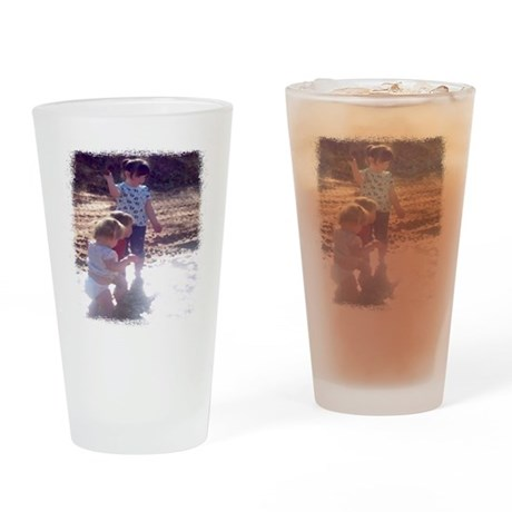 River Fun Drinking Glass