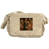 Cool Family and baby Messenger Bag