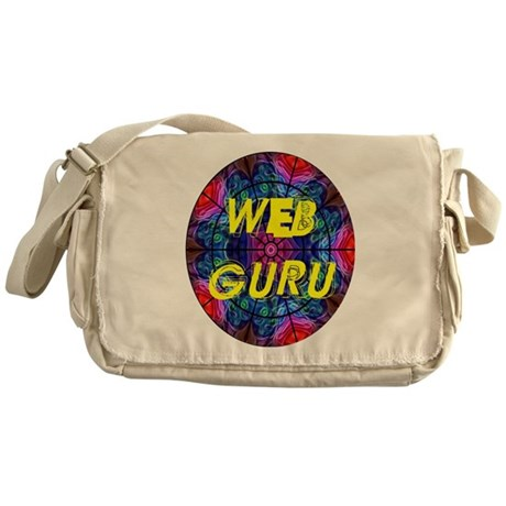 Web Guru Messenger Bag
