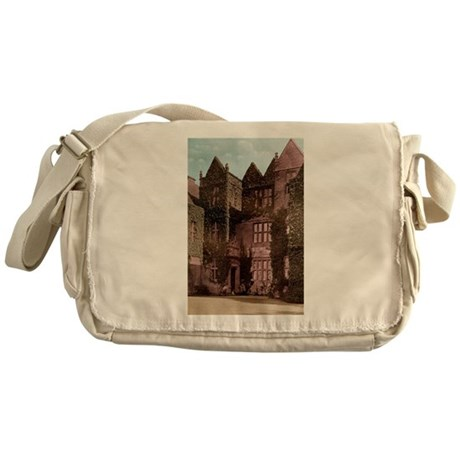 Stanton Court at West Point Messenger Bag