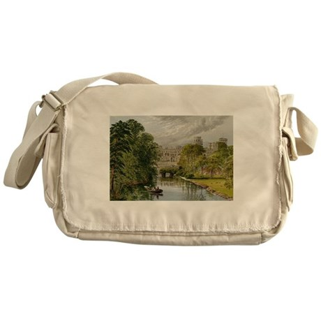 Warwick Castle Messenger Bag