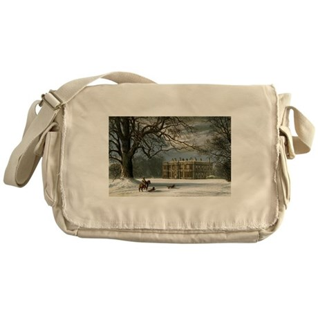 Howsham Hall Messenger Bag