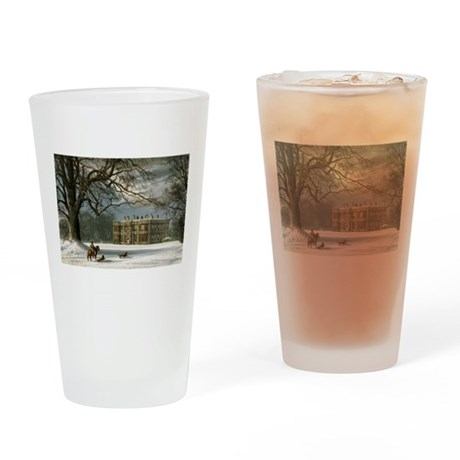 Howsham Hall Drinking Glass