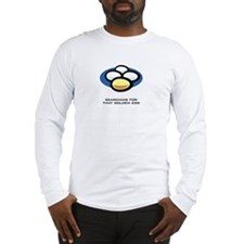 Golden Egg Long Sleeve T-Shirt