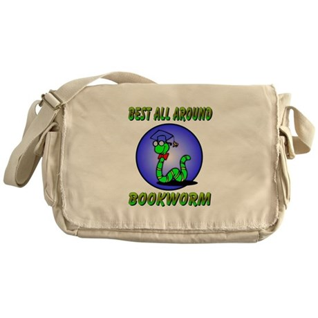 Best Bookworm Messenger Bag