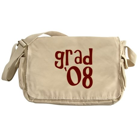Grad 08 - Brown - Messenger Bag