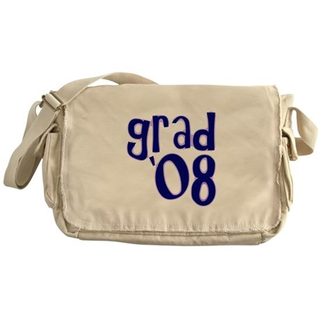Grad 08 - Purple - Messenger Bag